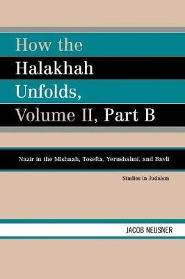 How the Halakhah Unfolds - pr_294312