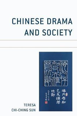 Chinese Drama and Society - pr_1868683