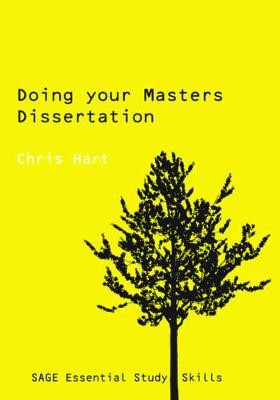 Doing Your Masters Dissertation -