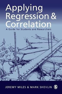 Applying Regression and Correlation -