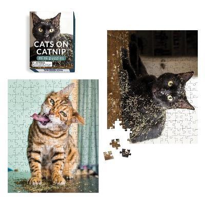 Cats on Catnip Mini Puzzles -