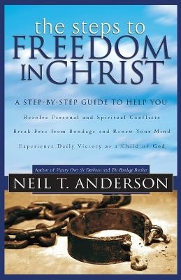 The Steps to Freedom in Christ - pr_294452