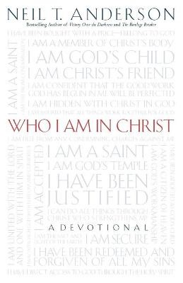 Who I Am in Christ -