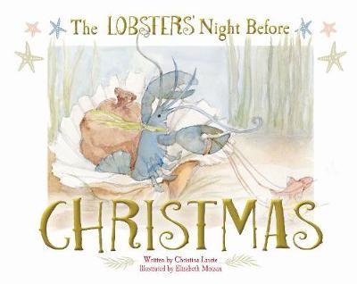 Lobsters' Night Before Christmas -