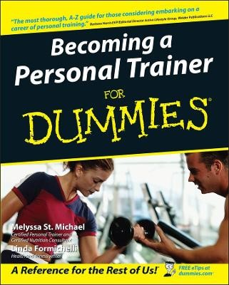 Becoming a Personal Trainer For Dummies - pr_299548