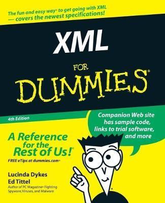 XML For Dummies - pr_412204