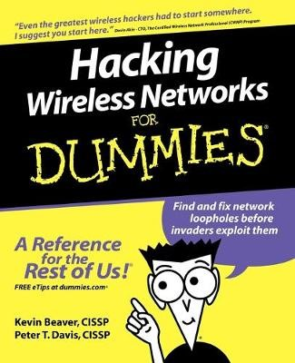 Hacking Wireless Networks For Dummies - pr_101982