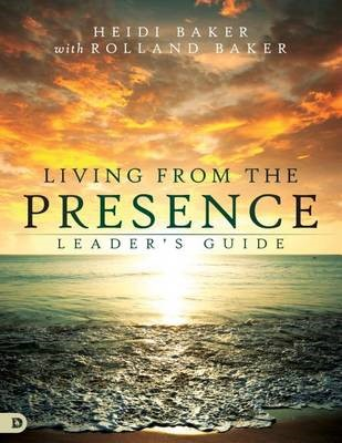 Living From The Presence Leader's Guide - pr_1702955