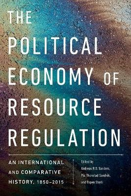 The Political Economy of Resource Regulation - pr_548