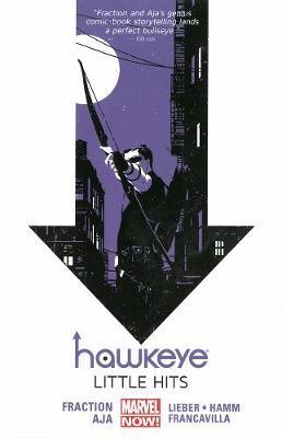 Hawkeye Volume 2: Little Hits (marvel Now) - pr_270883