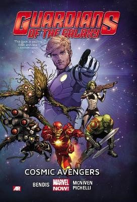 Guardians Of The Galaxy Volume 1: Cosmic Avengers (marvel Now) - pr_70435