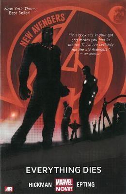 New Avengers Volume 1: Everything Dies (marvel Now) - pr_314327