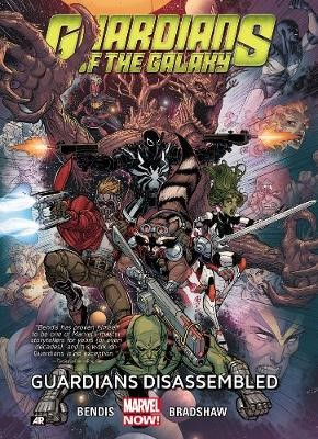 Guardians Of The Galaxy Volume 3: Guardians Disassembled (marvel Now) - pr_1774776