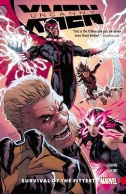 Uncanny X-men: Superior Vol. 1 - Survival Of The Fittest - pr_195220