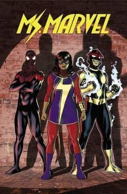 Ms. Marvel Vol. 6: Civil War Ii - pr_268147