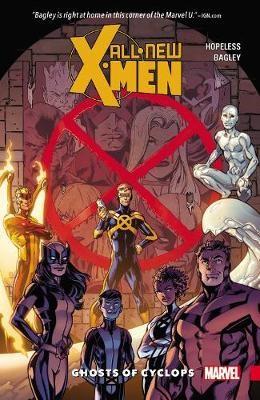 All-new X-men: Inevitable Vol.1 - Ghosts Of Cyclops - pr_1707473