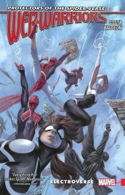 Web Warriors Of The Spider-verse Vol. 1 - Electroverse - pr_70429