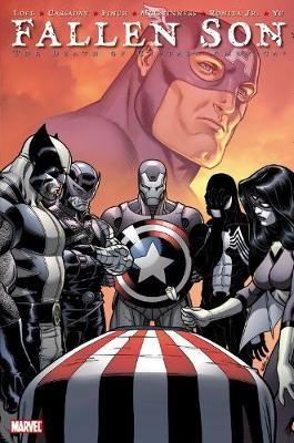 Fallen Son: The Death Of Captain America - pr_70674