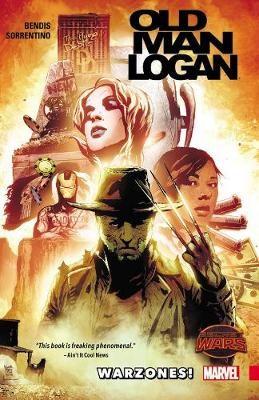 Wolverine: Old Man Logan Volume 0: Warzones - pr_70487
