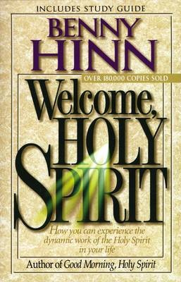 Welcome, Holy Spirit - pr_294730
