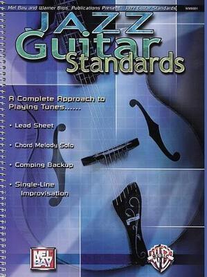 Jazz Guitar Standards - pr_18480