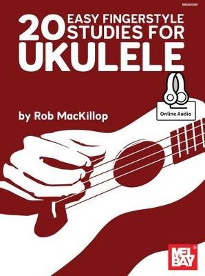 20 Easy Fingerstyle Studies for Ukulele -