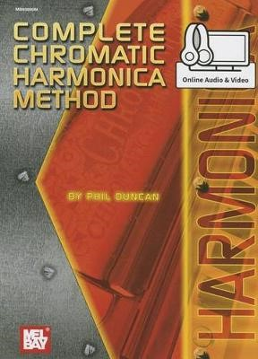 Complete Chromatic Harmonica Method - pr_18461