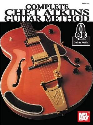 Complete Chet Atkins Guitar Method - pr_18403