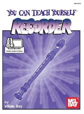You Can Teach Yourself Recorder - pr_1621