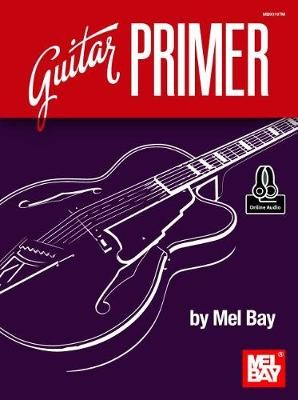 Guitar Primer Book with Online Audio - pr_18411