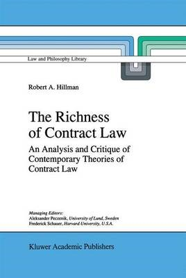 The Richness of Contract Law - pr_19870