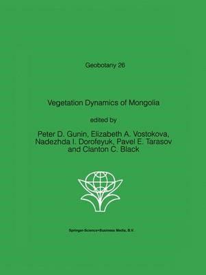 Vegetation Dynamics of Mongolia -