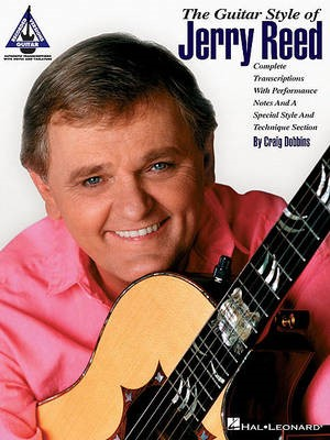 The Guitar Style of Jerry Reed -
