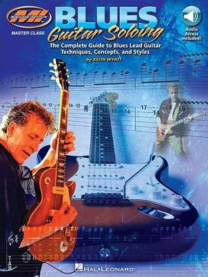 Blues Guitar Soloing -