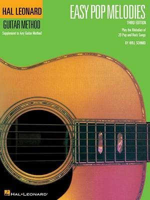 Easy Pop Melodies - 3rd Edition -