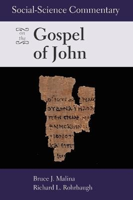 Social-Science Commentary on the Gospel of John - pr_294760