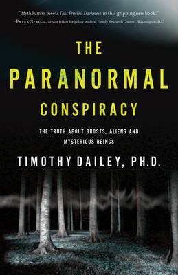 The Paranormal Conspiracy - pr_294881