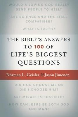 The Bible's Answers to 100 of Life's Biggest Questions - pr_410596