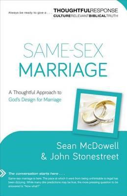 Same-Sex Marriage -