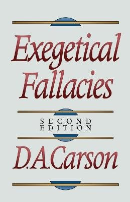 Exegetical Fallacies -