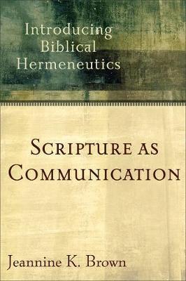 Scripture as Communication - pr_295034