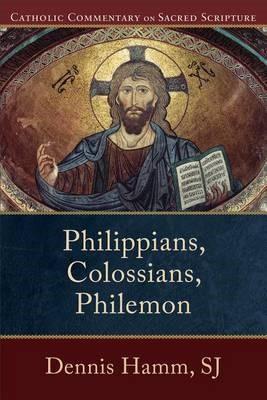 Philippians, Colossians, Philemon - pr_97468