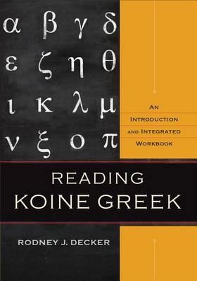 Reading Koine Greek - pr_1704746