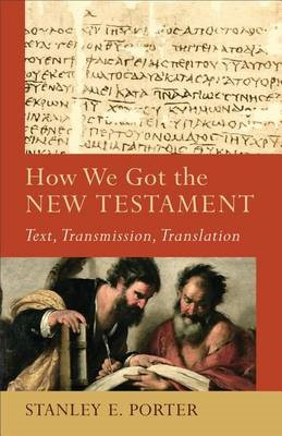 How We Got the New Testament - pr_295133