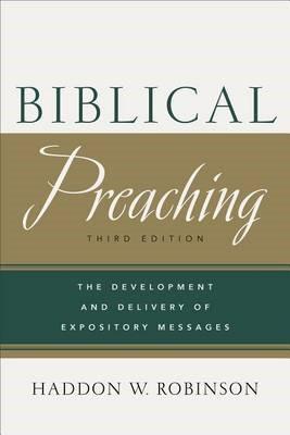 Biblical Preaching -
