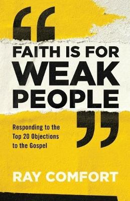 Faith Is for Weak People -