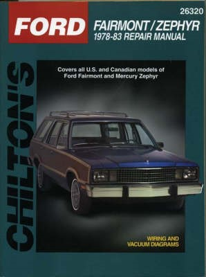 Ford Fairmont/Zephyr 78-83 (Chilton) - pr_16493