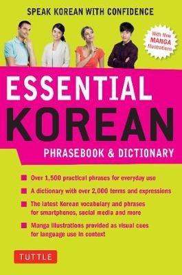 Essential Korean Phrasebook & Dictionary - pr_264716