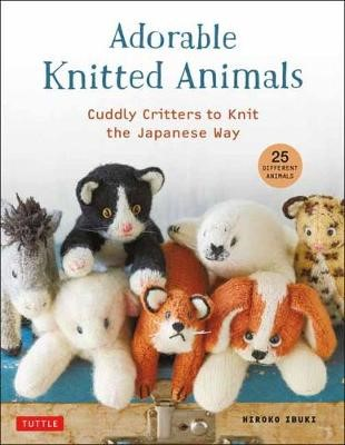 Adorable Knitted Animals -