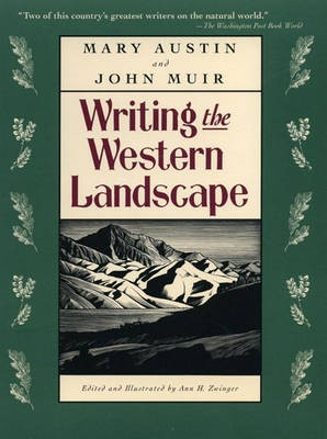 Writing the Western Landscape -